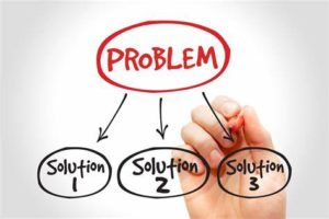 problem solving and solutions