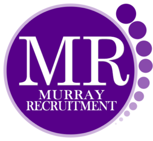 Murray Recruitment purple Logo