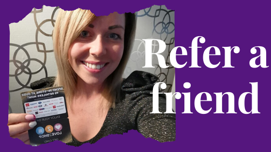 A happy referral – Adele