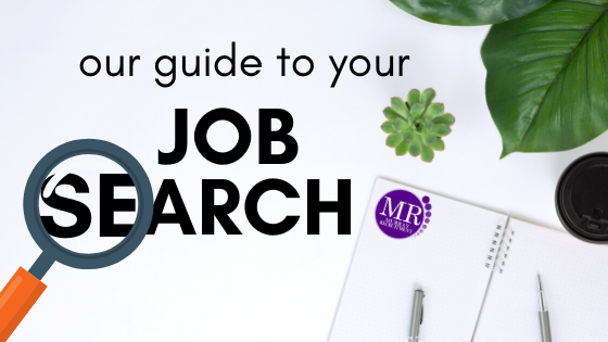 Your job search | a guide to looking for a new job