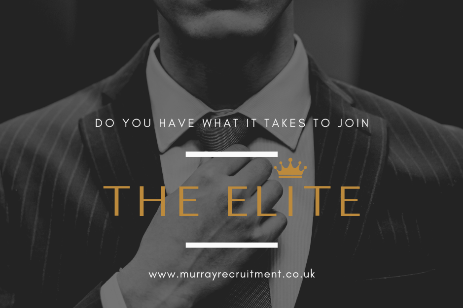 The Elite – a different level of candidate