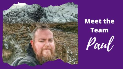 Meet the team – Paul McGinness
